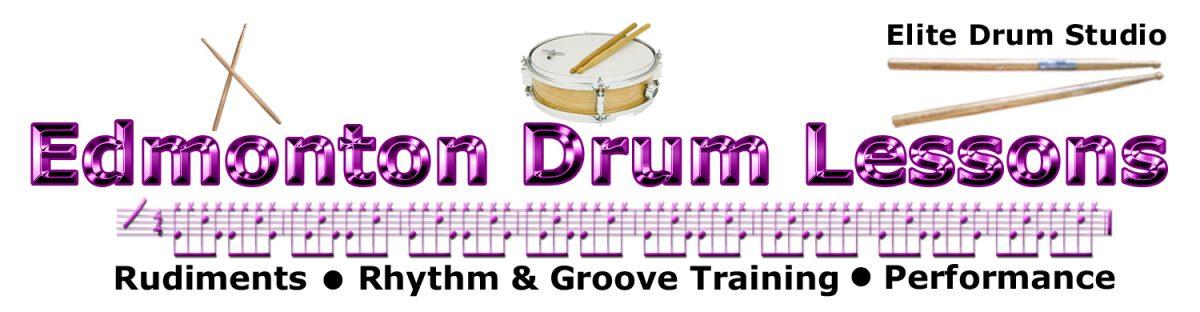 Edmonton Drum Lessons